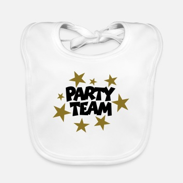 Beachparty Party Team Stars (FI) - Ruokalappu