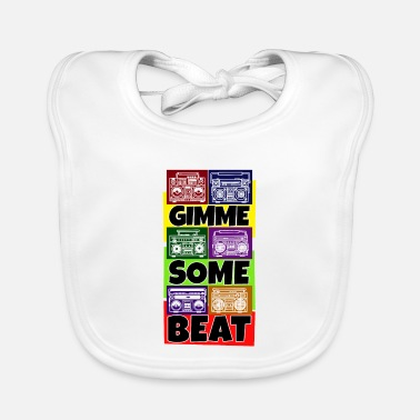 Deejay Hip Hop Beat Deutschrap Breakdance DJ Graffiti MC - Baby Bib