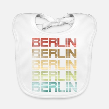 Capital Berlin - Used Look - Baby Bib