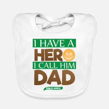 Father And Son father and son - Baby Bib
