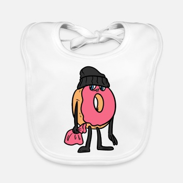 Steal Donut steal - Baby Bib