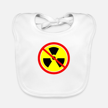 Castor Transport Anti nuclear power Castor nuclear power plants Gorleben demo - Baby Bib