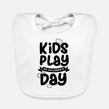 Childrens Day Children's Day - Baby Bib