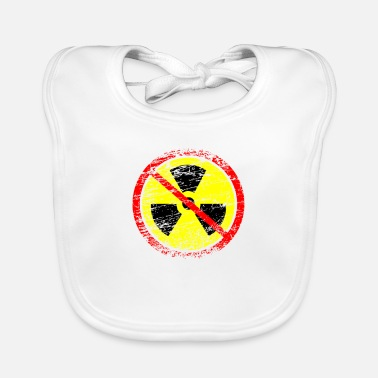 Castor Transport Anti nuclear power nuclear power plants nuclear waste nuclear energy - Baby Bib