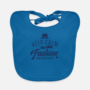 Fashion Fashion designer fashion fashion design fashion design - Baby Bib