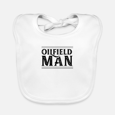Oilfield Workers Team Oil oil extraction oilfield worker oilfield oil - Baby Bib