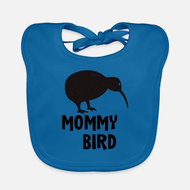 Mother Bird Mother mommy bird - Baby Bib
