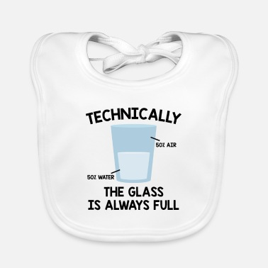 Research-science Chemist water | Chemistry biochemistry teacher gift - Baby Bib