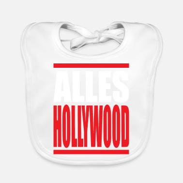 Hollywood ALLES HOLLYWOOD - Lätzchen