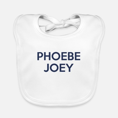 Phoebe and Joey - Baby Bib