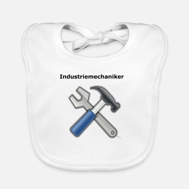 industrial mechanic - Baby Bib