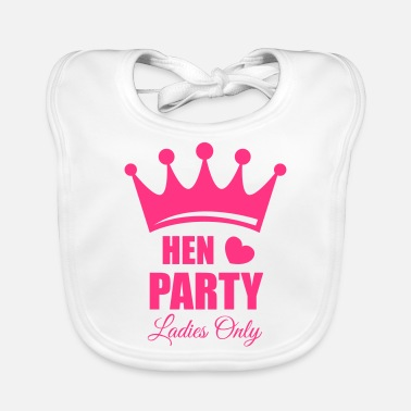 Hen Hen Party, Bachelorette Parties, Hen Nights - Lätzchen