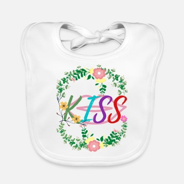 Kisses Kiss - Babero