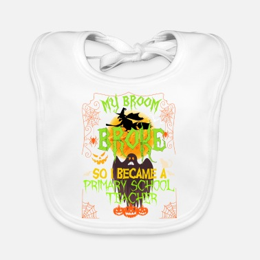 Primary Primary School Teacher - Baby Bib