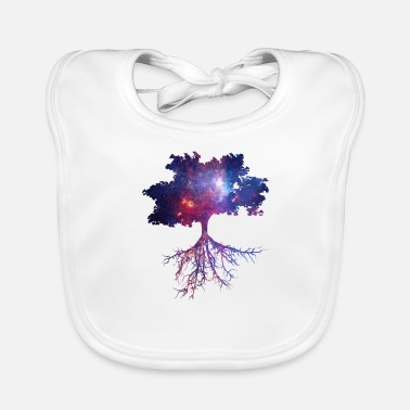 Everlasting Life Tree of Life - Baby Bib