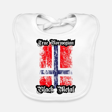 Metal Trve / True Norwegian Black Metal - Haklapp