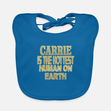 Carry Carrie - Baby Bib