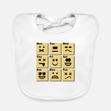 Bestill Emoticon Babysmekker på nett | Spreadshirt