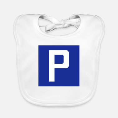 Privateer Private sign private - Baby Bib
