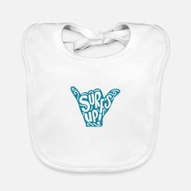 Parents Surf - Baby Bib