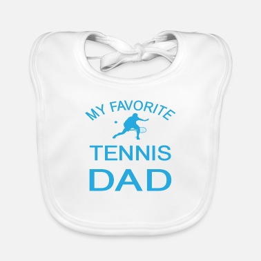 Play Tennis - Baby Bib