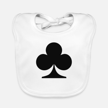 Club Clubs - Baby Bib