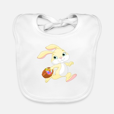 rabbit - Baby Bib