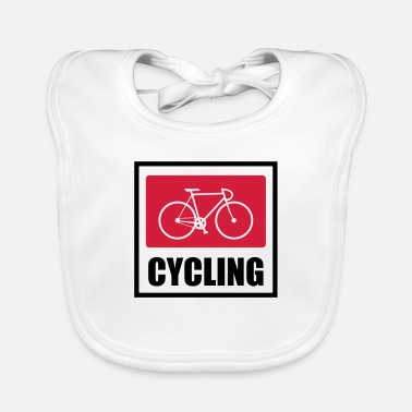 Cycles Cycling - Cycling - Baby Bib