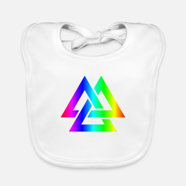 Wotan Wotan colorful - Baby Bib