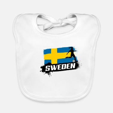 Womens World Sweden Women's World Cup - Baby Bib