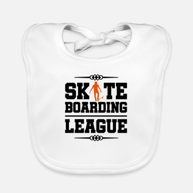 League skateboarding league - Lätzchen