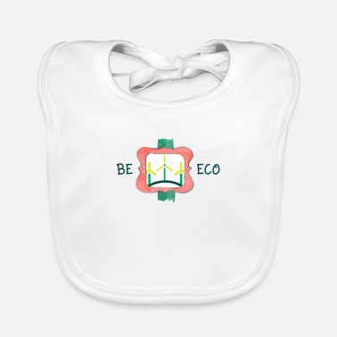 Eco Be Eco - Baby Bib