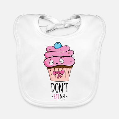 Don't eat me! - Baby Bib