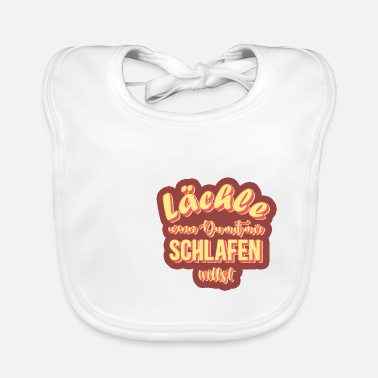 Alk Beer Quote Funny Alcohol Drunk Gift Alk - Baby Bib