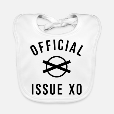 Political Issues Issue Graphic - Baby Bib