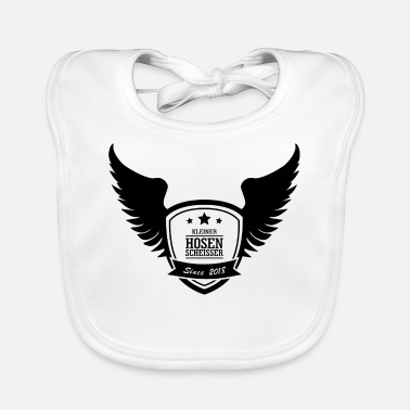 Little panties Wings - Baby Bib