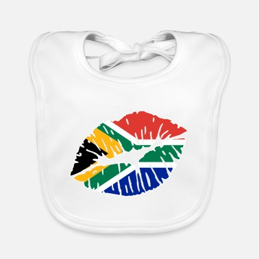 South Africa South Africa - Baby Bib