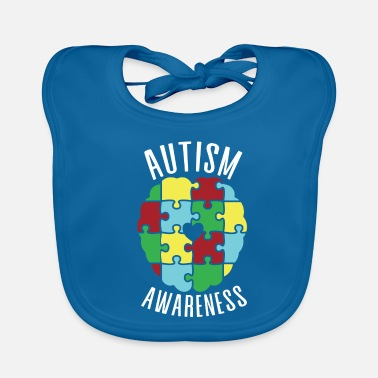 Awareness awareness - Baby Bib