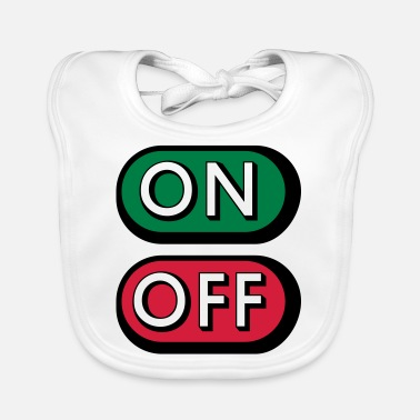 Off On Off Buttons - Ruokalappu
