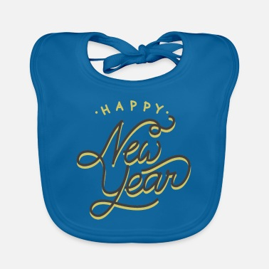 New Year 2020 - Baby Bib