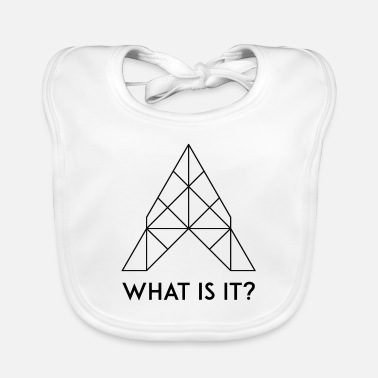 What What is it? / What is it? - Baby Bib