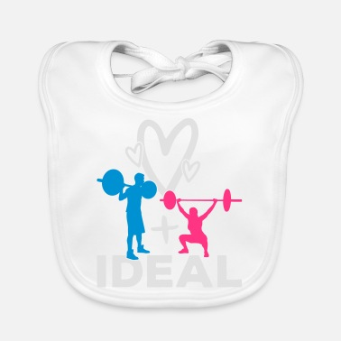 Partnership Ideal partnership - Baby Bib