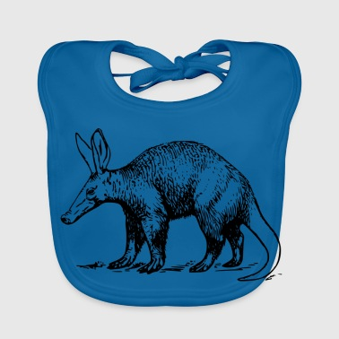 Animation animal - Baby Organic Bib