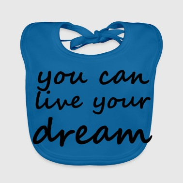 motivation - Baby Organic Bib