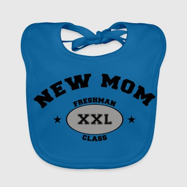 New Mom Customize ADD YEAR - Bio-slabbetje voor baby's