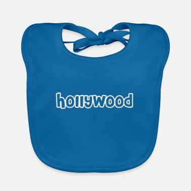 Hollywood Hollywood - Baby Bib