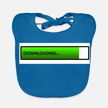 Download downloading - Baby Bib