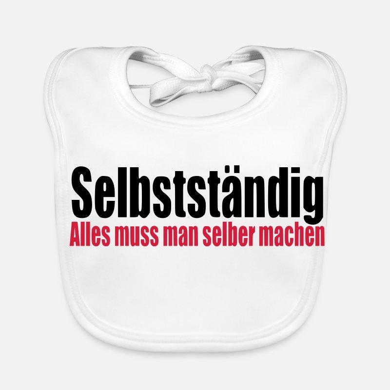 Selbststandig Arbeit Geschenk Geburtstag Chef Latzchen Spreadshirt