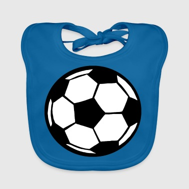 Fussball WM EM Ball Soccer Football Sport sports - Vauvan ruokalappu