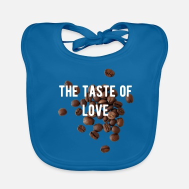 Coffee taste - Baby Bib
